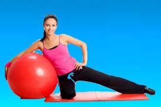 Во время климакса рекомендуются аэробные упражнения