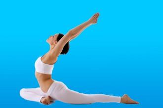 Использование йоги при гипертонии