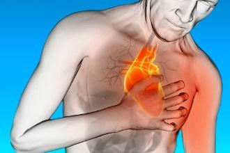 Боль в грудной клетке при сердечном приступе