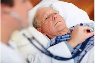 Сердечная недостаточность у пожилого человека