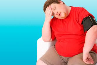 Избыточный вес при гипертонии