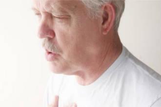 Одышка у больного сердечной недостаточностью