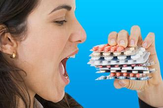 Одновременный прием нескольких препаратов
