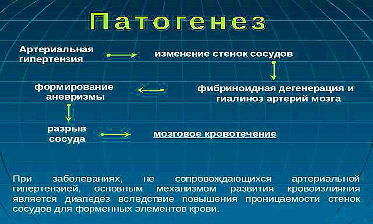 Изображение - Артериальная гипертония этиология patogenez
