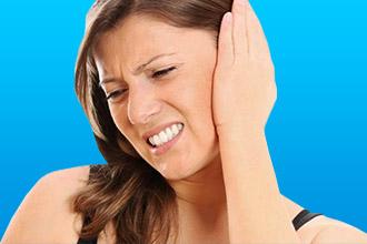 Ощущение заложенности в ушах