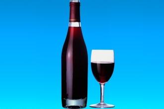 Красное сухое вино повышает давление