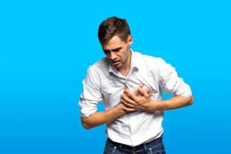 Симптомы болезней сердца у мужчин