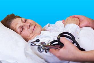Пациент после операции