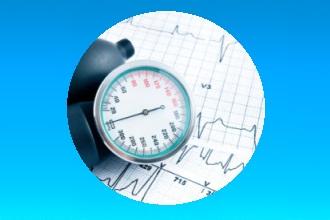 Показатели высоеого артериального давления