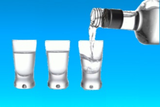 Влияние водки на давление