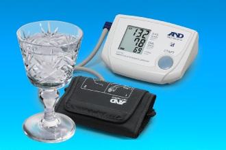 Водка и артериальное давление - связь