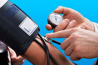 Высокое артериальное давление при ВСД